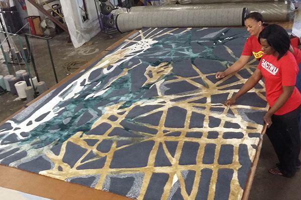 Brabetz Carpet Mill | Custom Rugs