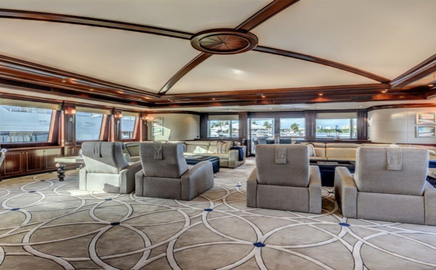 Hand Crafted Yacht Carpets and Rugs | Brabetz & Son