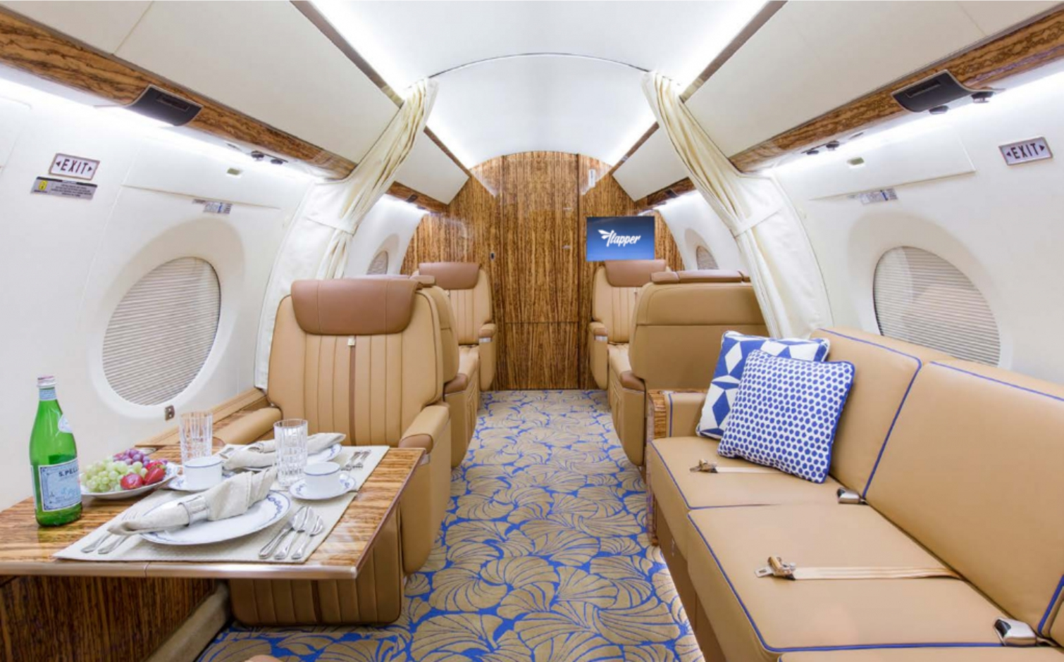 Hand Crafted Aviation Carpets and Rugs | Brabetz & Son